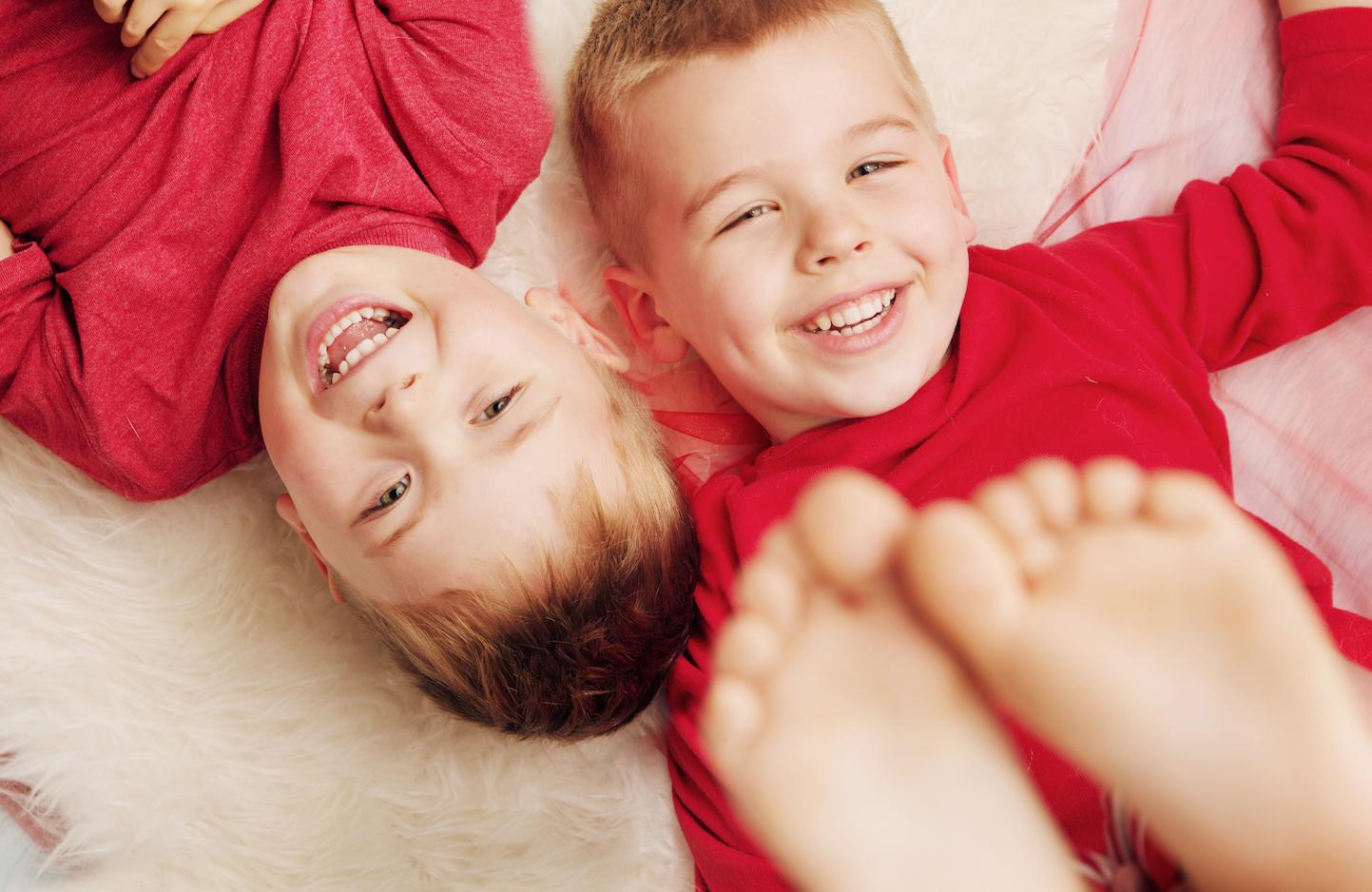 Boys Smiles