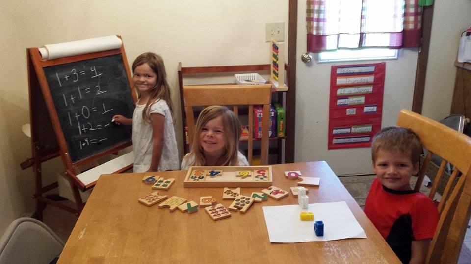 Children_Homeschool