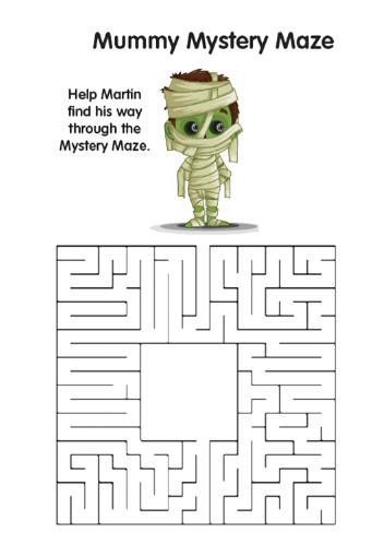 Mummy_Maze