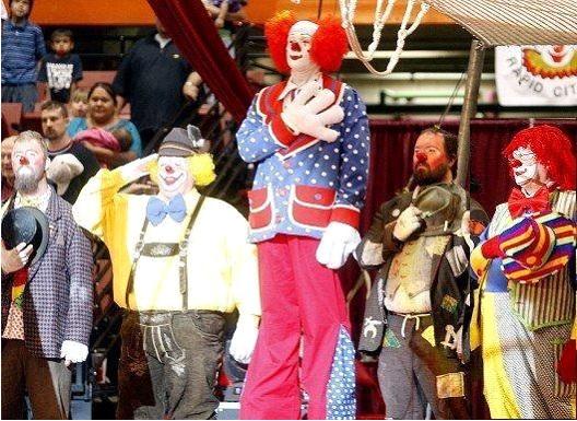 Naja Circus Page