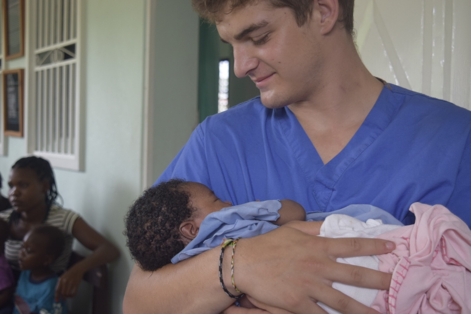 zachary-diehl with baby