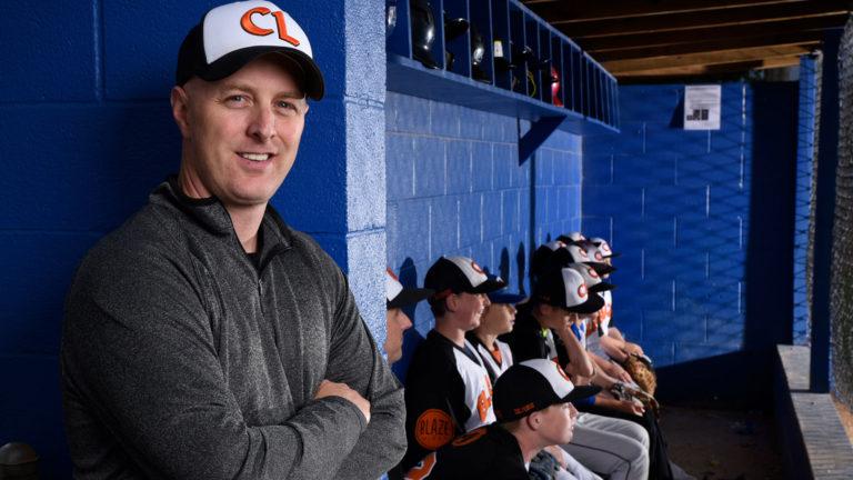 Brian Coach Dug Out