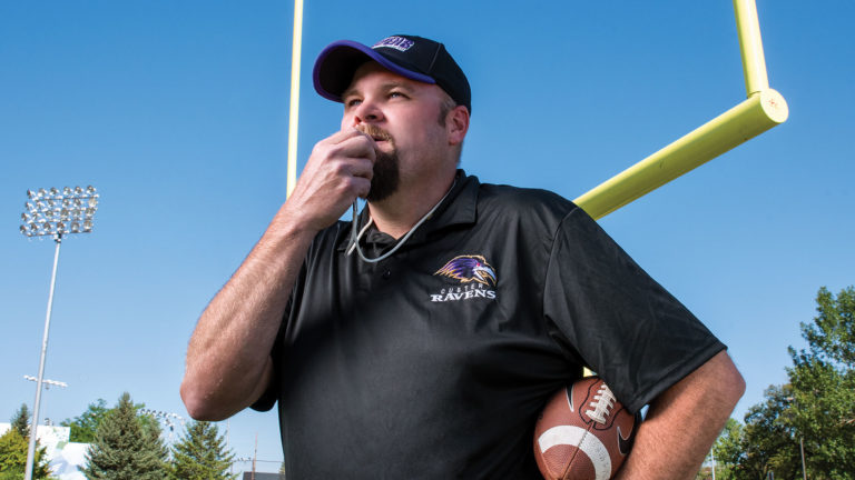 Dan Coach Whistle