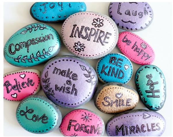 Painted Rock Quotes