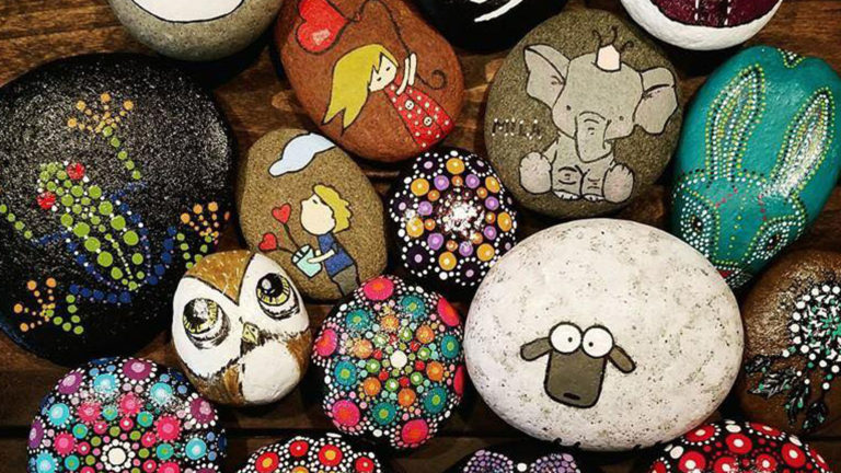 Kindness Rocks Rapid City Rocks