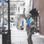John F Kennedy - Downtown Clothing Drive